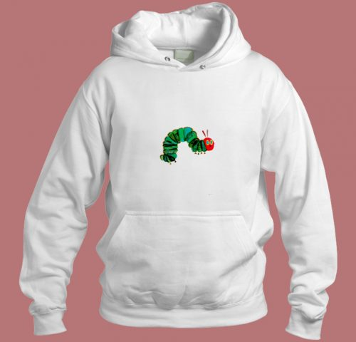 Very Hungry Caterpillar Aesthetic Hoodie Style