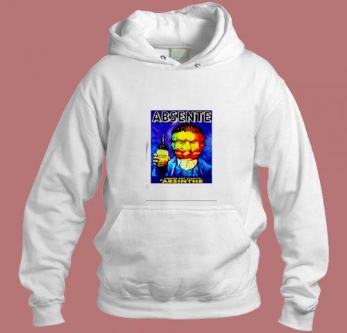 Vincent Van Gogh Absente Aesthetic Hoodie Style