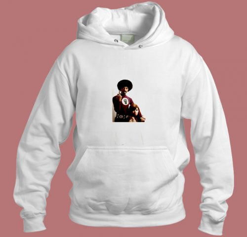Vintage Ike And Tina Turner Aesthetic Hoodie Style