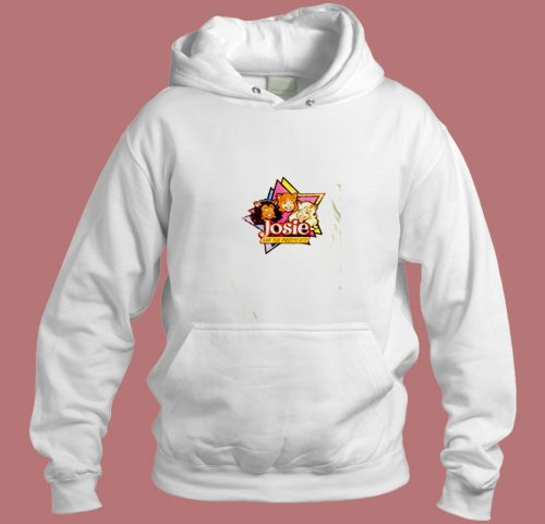 Vintage Josie And The Pussycats Comics Aesthetic Hoodie Style
