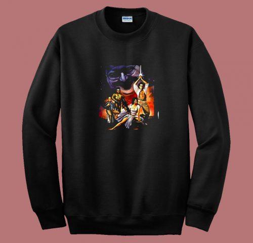 Vintage Seinfeld Tv Series 1989 1998 80s Sweatshirt
