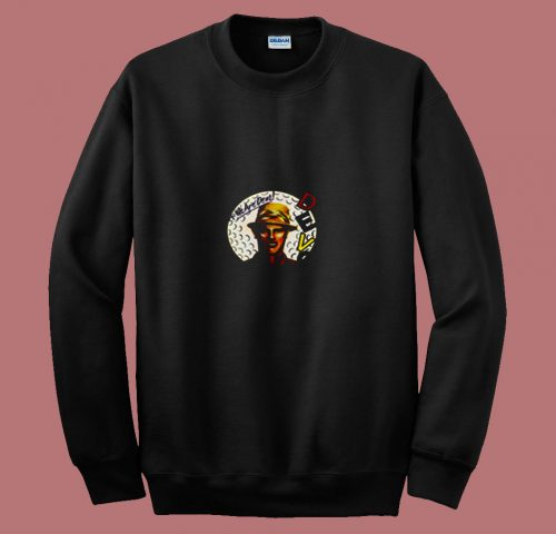 We Are Devo Rock Band 80s Sweatshirt