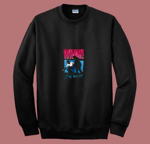 Wham Big Tour 80s Sweatshirt