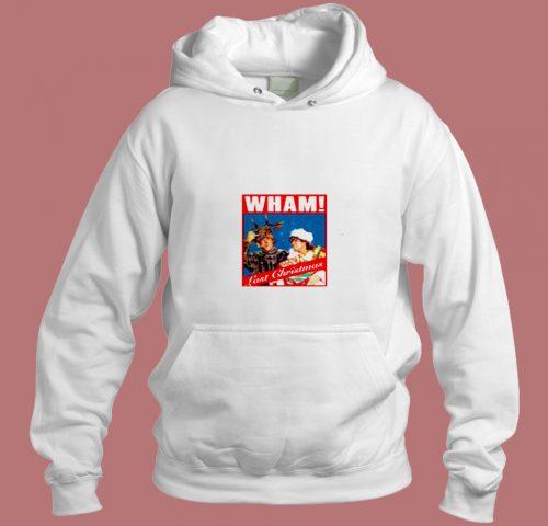 Wham Last Christmas Aesthetic Hoodie Style