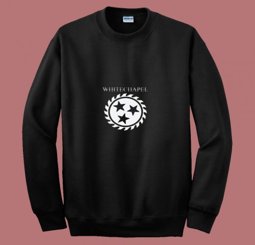 White Walker Game Of Thrones 80s Sweatshirt