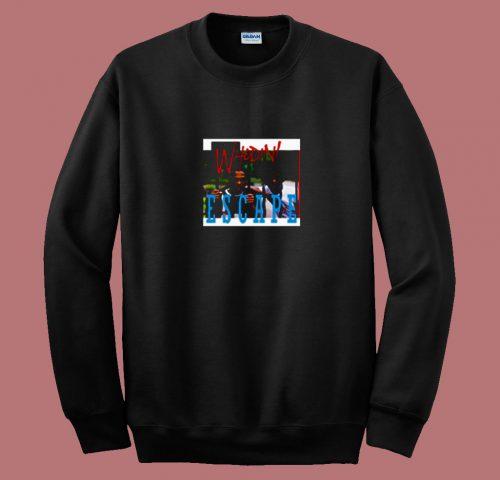 Whodini Escape 80s Album Retro 80s Sweatshirt