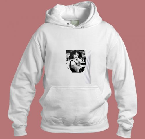 Winona Ryder Aesthetic Hoodie Style