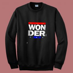 Wonder Woman 1984 Graphic 80s Sweatshirt