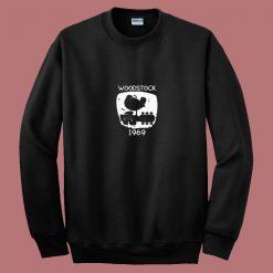 Woo Yeah Flair Savage 80s Sweatshirt