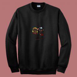 Woodstock 1969 Vintage 80s Sweatshirt