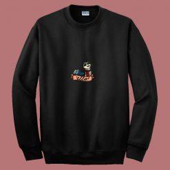 Worm Ello 80s Sweatshirt