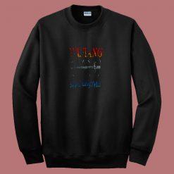 Wu Tang Clan Shaolin Style 80s Sweatshirt