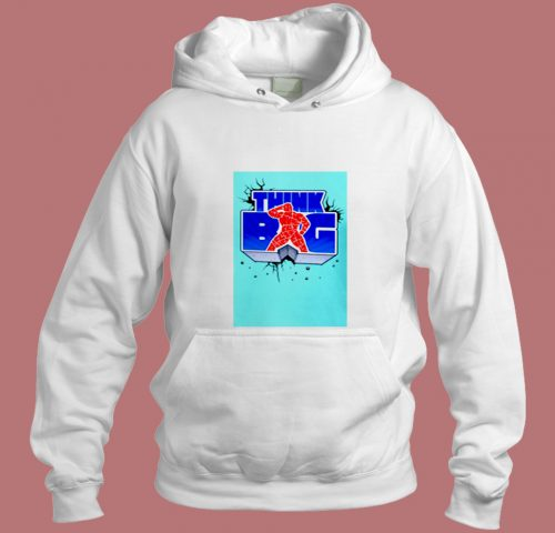 Wwe Authentic Big E Big Think Aesthetic Hoodie Style