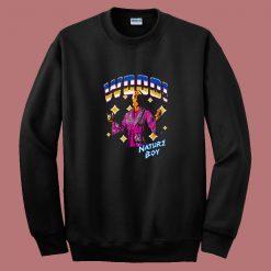 Wwe Ric Flair Wooo Nature Boy 80s Sweatshirt