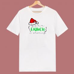Your Grinch Is Showing 80s T Shirt