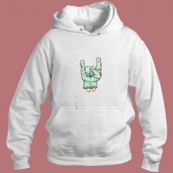 Zombie Hand Aesthetic Hoodie Style