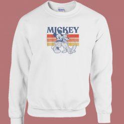 Disney Mickey And Friends 80s Sweatshirt