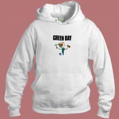 Greenday Band Nimrod Aesthetic Hoodie Style