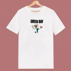 Greenday Band Nimrod 80s T Shirt