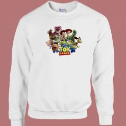 Toy Story Classic Group 80s Sweatshirt