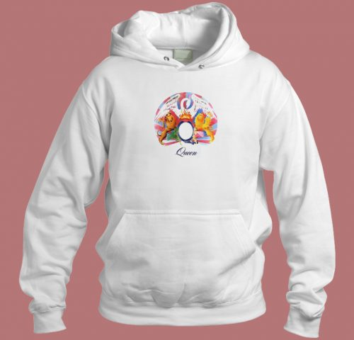 A Night At The Opera Queen Hoodie Style