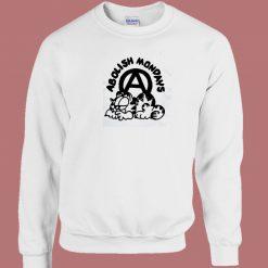 Abolish Mondays 80s Sweatshirt