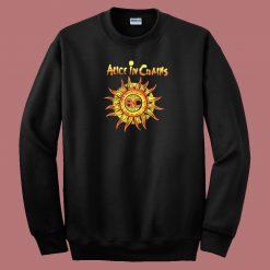 Alice In Chains Vintage 80s Sweatshirt