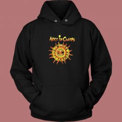 Alice In Chains Vintage Hoodie Style