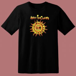 Alice In Chains Vintage 80s T Shirt