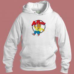 Arthur Cartoon Character Hoodie Style