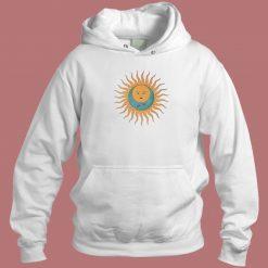 Celestial Sun Aesthetic Hoodie Style