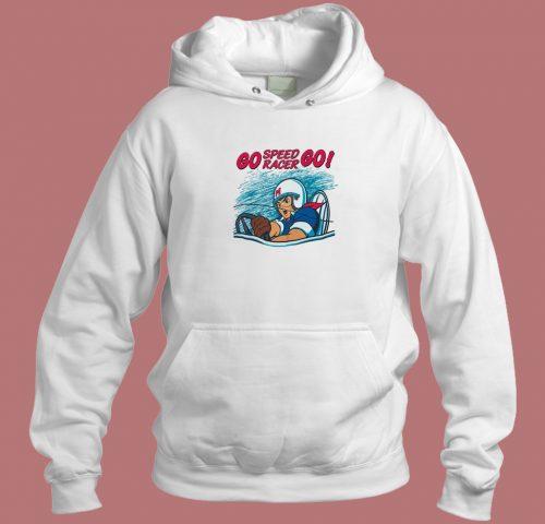 Go Speed Racer Go Hoodie Style