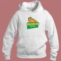 Healthcare Garfield Hoodie Style