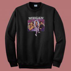 Megan Thee Stallion Vintage 80s Sweatshirt