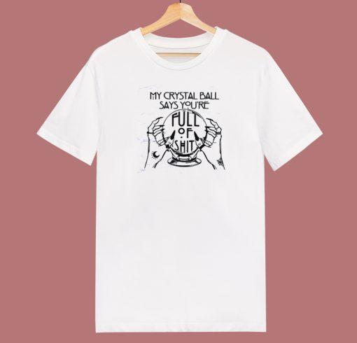 Mystical Hand 80s T Shirt