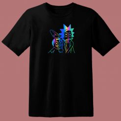 Reflective Of Open Your Mind 80s T Shirt