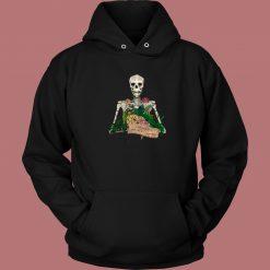 Skull Gardener Vintage Hoodie Style