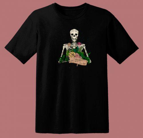 Skull Gardener Vintage 80s T Shirt