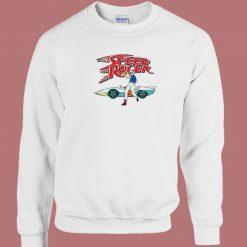 Speed Racer Vintage 80s Sweatshirt