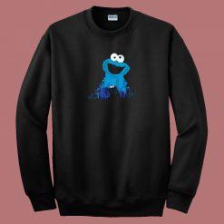 The Cookie Lover 80s Sweatshirt