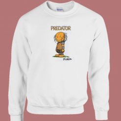 Charles Schulz Predator 80s Sweatshirt