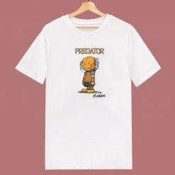 Charles Schulz Predator 80s T Shirt