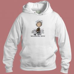 Charlie Brown Be You The World Hoodie Style