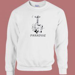 Charlie Brown Paradise 80s Sweatshirt