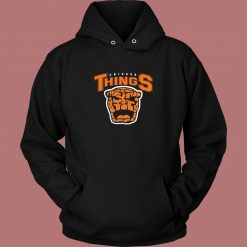 Chicago Things Aesthetic Hoodie Style
