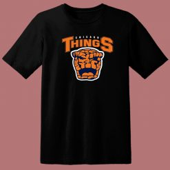 Chicago Things 80s T Shirt