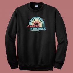 Choose Kindness Ephesians 80s Sweatshirt