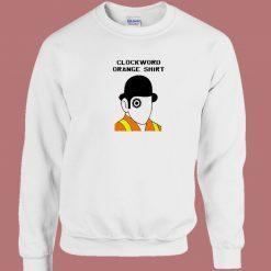 Clockword Orange 80s Sweatshirt