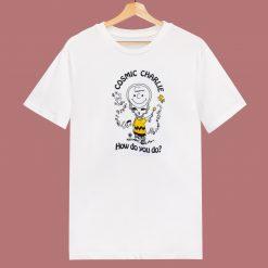 Cosmic Charlie Grateful Dead 80s T Shirt