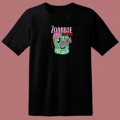 Zombie Hunter Aesthetic 80s T Shirt